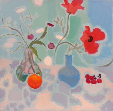 Summer Still-Life by Mary Toon