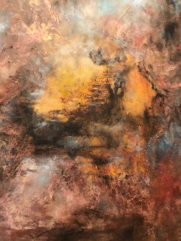 Copper Mine by Pauline Gamble
