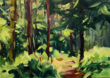 Thumbnail image of Amongst Tall Pines by Peter Clayton