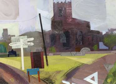 Thumbnail image of St Mary, Wiveton by Peter Clayton
