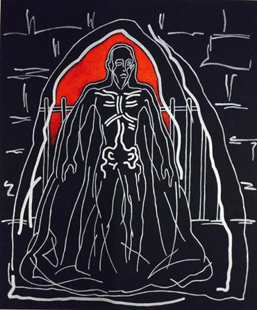 Thumbnail image of Bluebeard Alone by Phil Redford