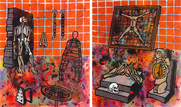 Thumbnail image of The Torture Chamber by Phil Redford