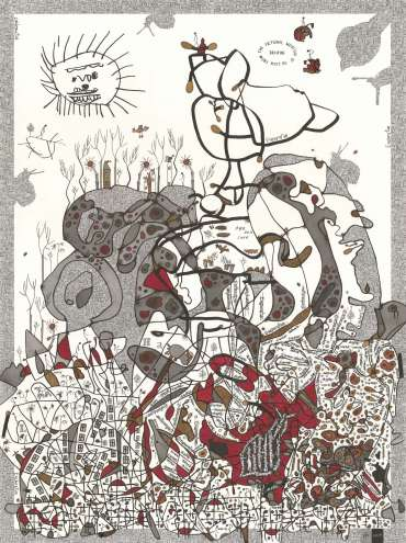 City Aggregate #4 by Phil Sawdon