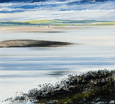 Thumbnail image of From Lindisfarne, Northumberland by Philip Dawson