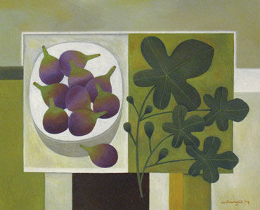 Thumbnail image of Still Life with Figs by Reg Cartwright