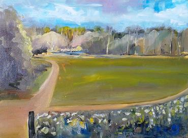 Thumbnail image of Stonebow Washlands by Rita Sadler
