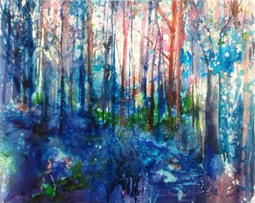 Thumbnail image of Filtered Sunlight by Rita Sadler