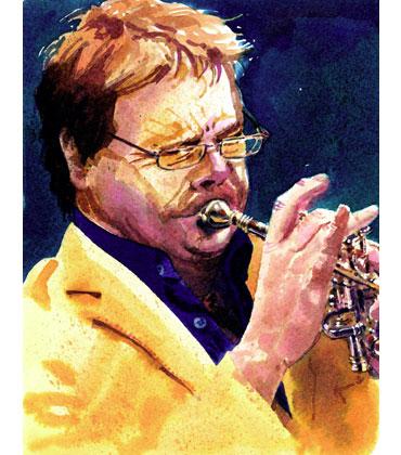 Thumbnail image of Steve Waterman by Robert Hewson