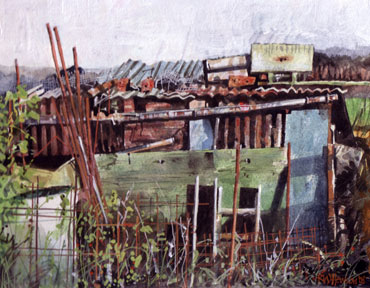 Thumbnail image of Allotment by Robert Hewson