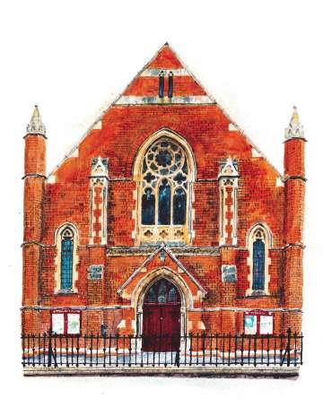 Thumbnail image of The Methodist Church, Irthlingborough by Robert Hewson