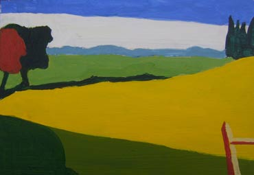 Thumbnail image of Leicestershire Landscape by Roger Whiteway
