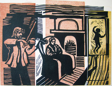 Thumbnail image of The Self-Unseeing by Sally Hill
