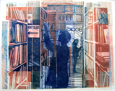 Thumbnail image of Bookshop by Sally Hill