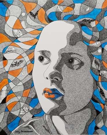 Into the Night by Sally Struszkowski