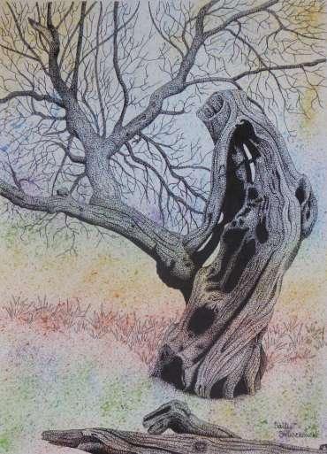 Thumbnail image of Lightning Tree by Sally Struszkowski