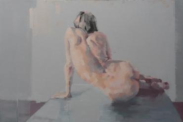 Thumbnail image of Reclining Nude by Scott Bridgwood