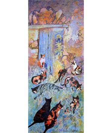 Thumbnail image of Nine Lives by Shirley Easton