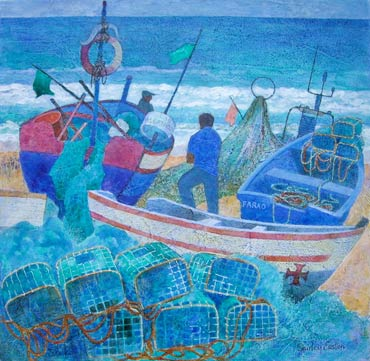 Thumbnail image of Shoreline by Shirley Easton