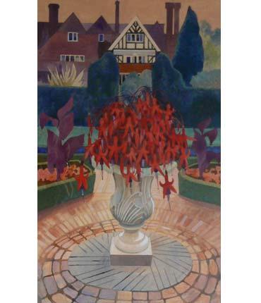 Thumbnail image of Fuschia, Botanic Gardens by Shirley Easton