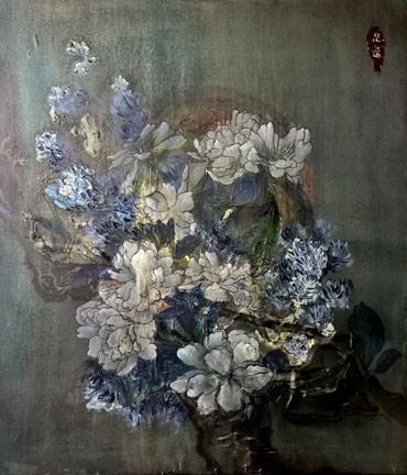 A Cluster of Flourish by Siyuan Ren