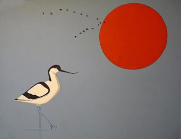 Thumbnail image of Avocet by Stuart Hill