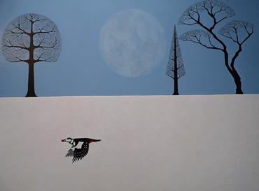 Thumbnail image of Winter Scene by Stuart Hill