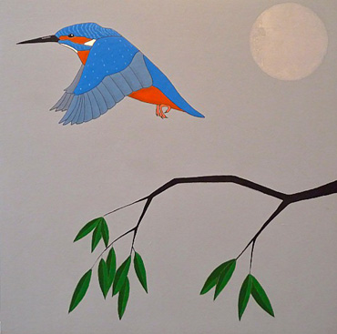 Thumbnail image of Kingfisher by Stuart Hill