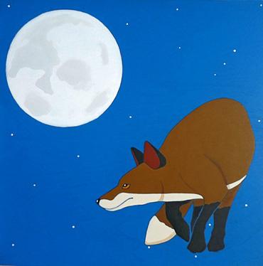 Thumbnail image of Hunter's Moon by Stuart Hill