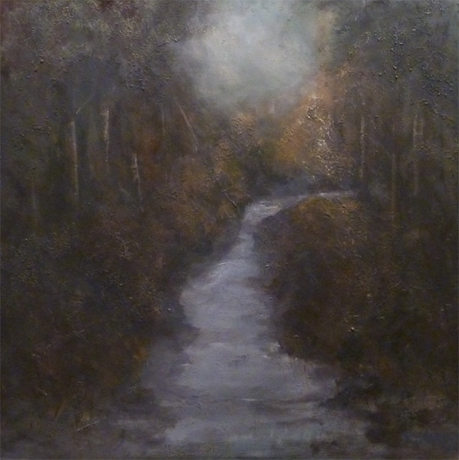 Thumbnail image of River Brett, Suffolk by Suzanne Harry