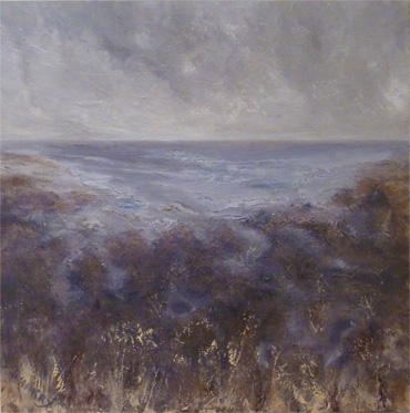 Salt Marshes, North Norfolk by Suzanne Harry
