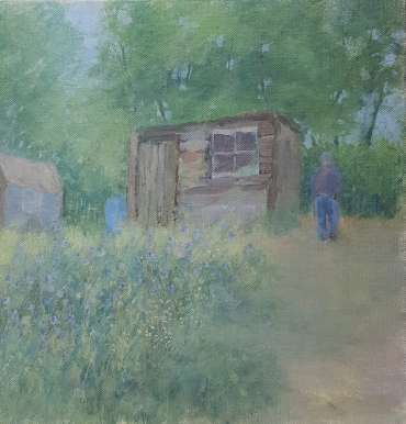 Allotments, 2 by Terry Whittaker
