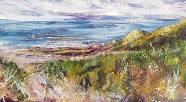 Thumbnail image of Coastal Path by Toni Northcott