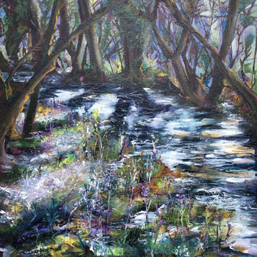 Thumbnail image of Frost and Flood by Toni Northcott