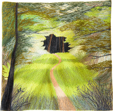 Martinshaw Wood by Victoria Whitlam