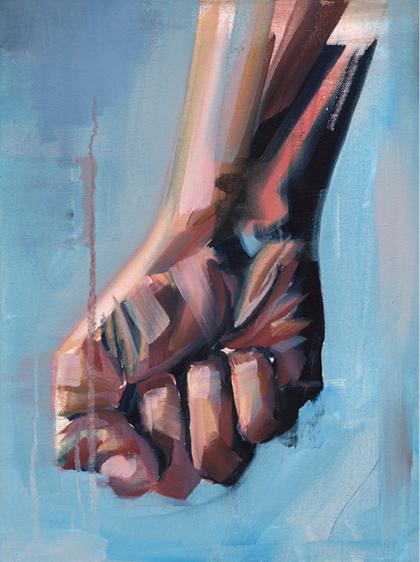 Thumbnail image of Iron Fist by Vishal Joshi