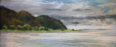Thumbnail image of Across the Conwy Estuary by Vivien Blackburn